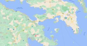 Χάρτης Γέφυρας της Καζάρμας