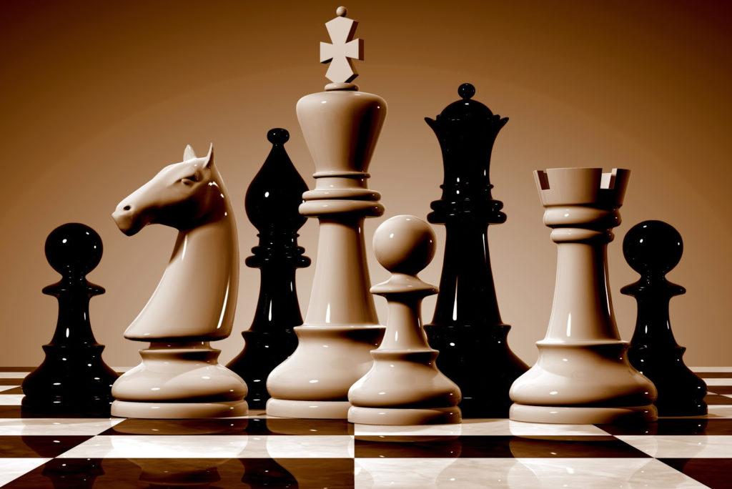 Σκάκι::Γεωγραφία & Ιστορία