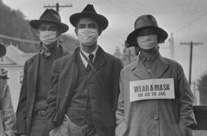 Πανδημία Ισπανικής Γρίπης 1918-1919