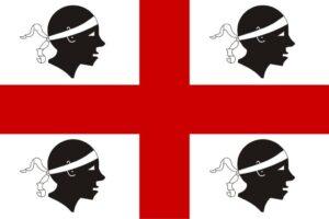 Σημαία Σαρδηνίας
