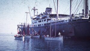 Κίτρινος Στόλος στη Διώρυγα του Σουέζ