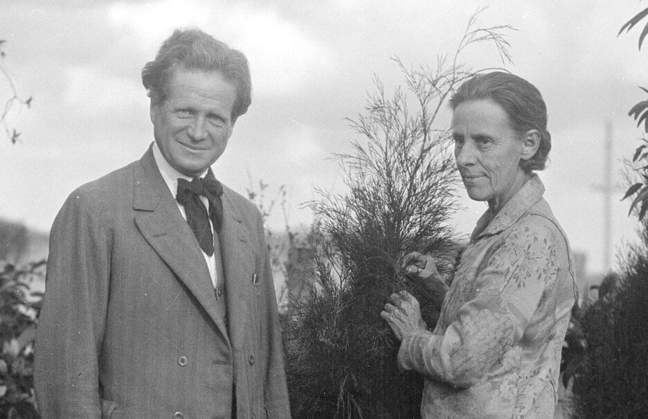 Walter Burley και Marion Mahony Griffin