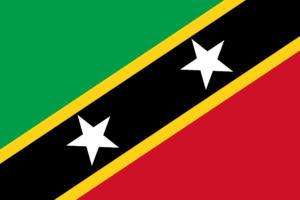 Σημαία Αγίου Χριστόφορου και Νέβις