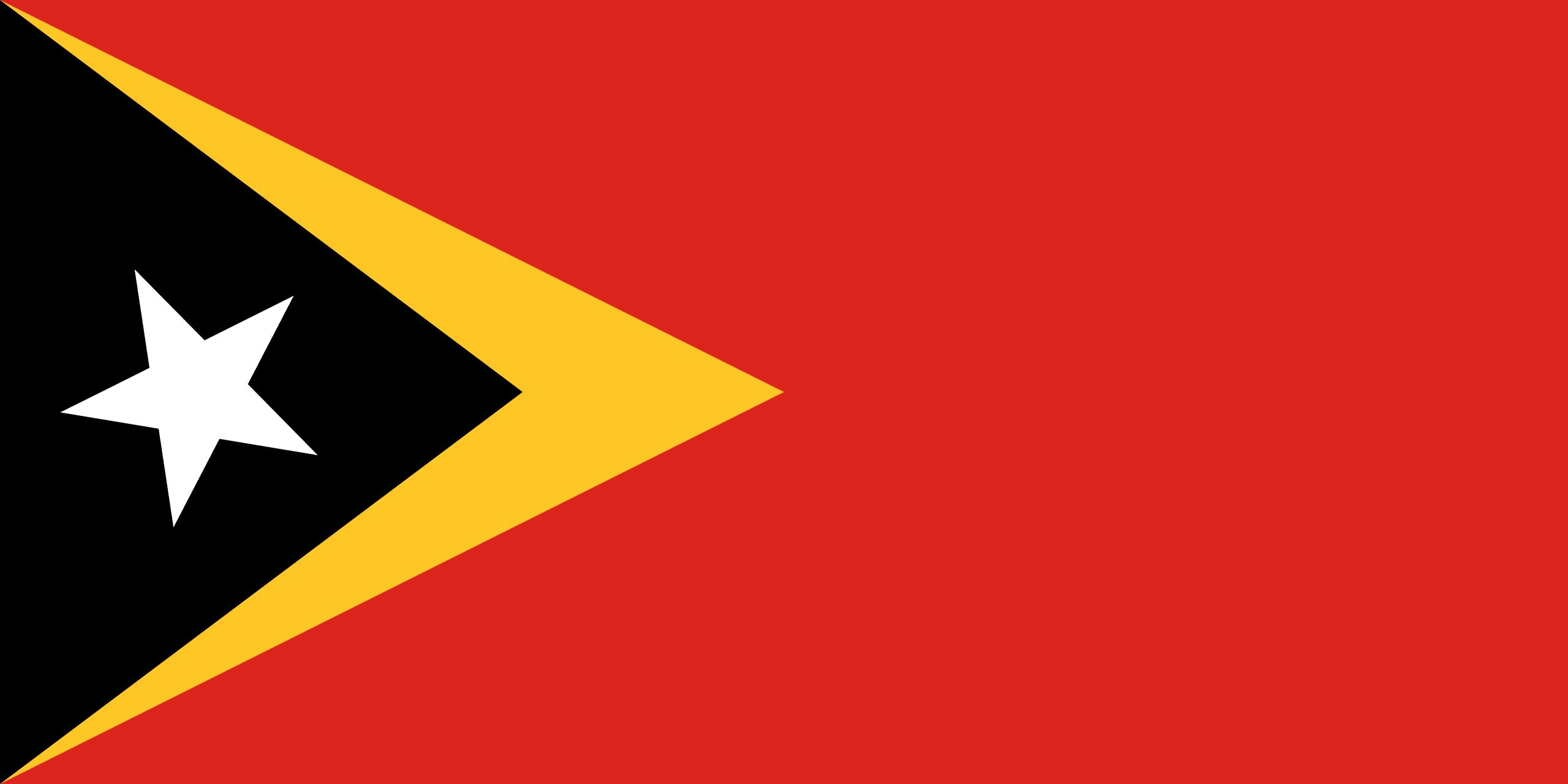 Σημαία Ανατολικού Τιμόρ