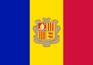 Σημαία Ανδόρας