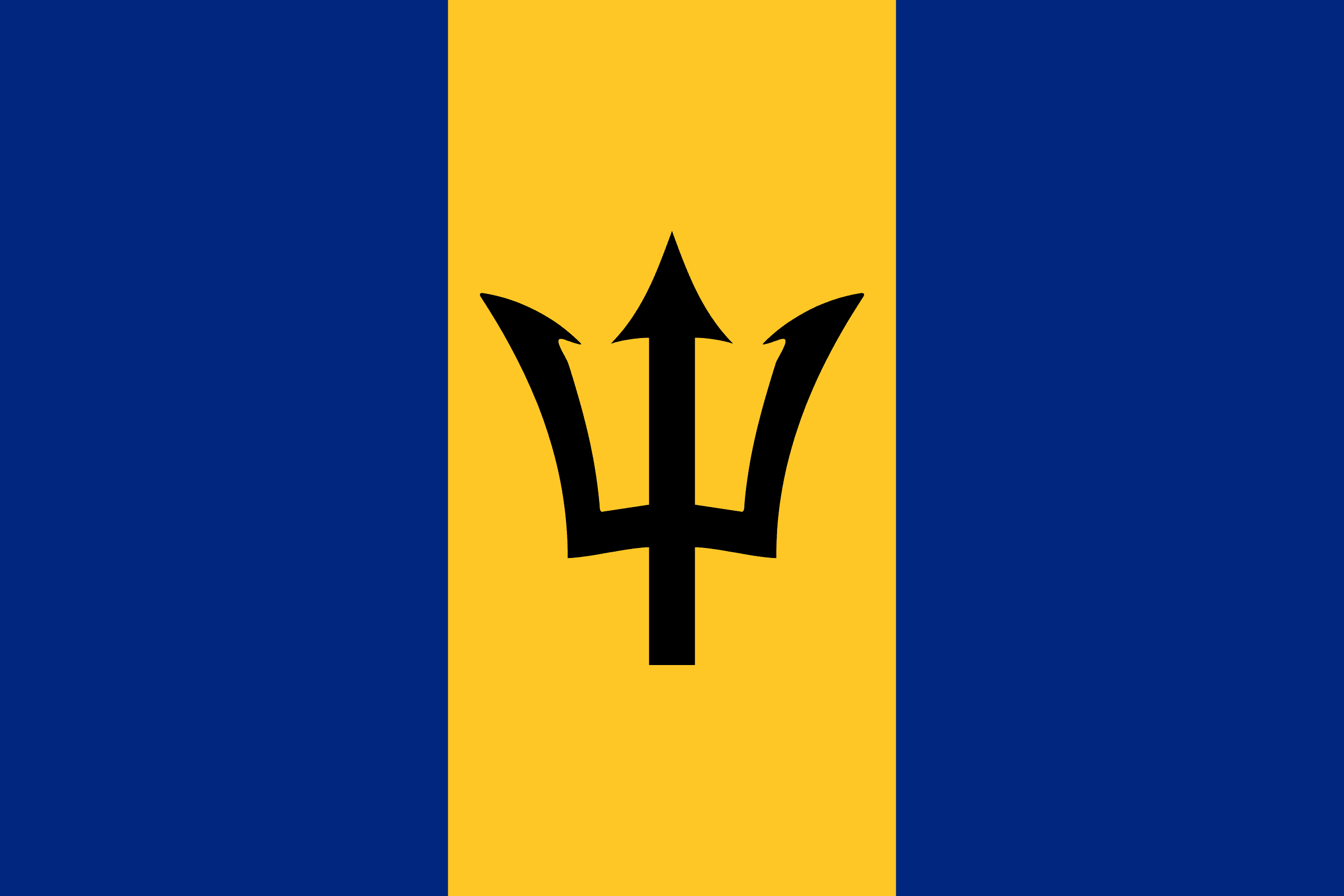 Σημαία Μπαρμπάντος