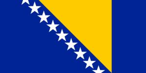 Σημαία Βοσνίας και Ερζεγοβίνης