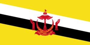 Σημαία Μπρουνέι