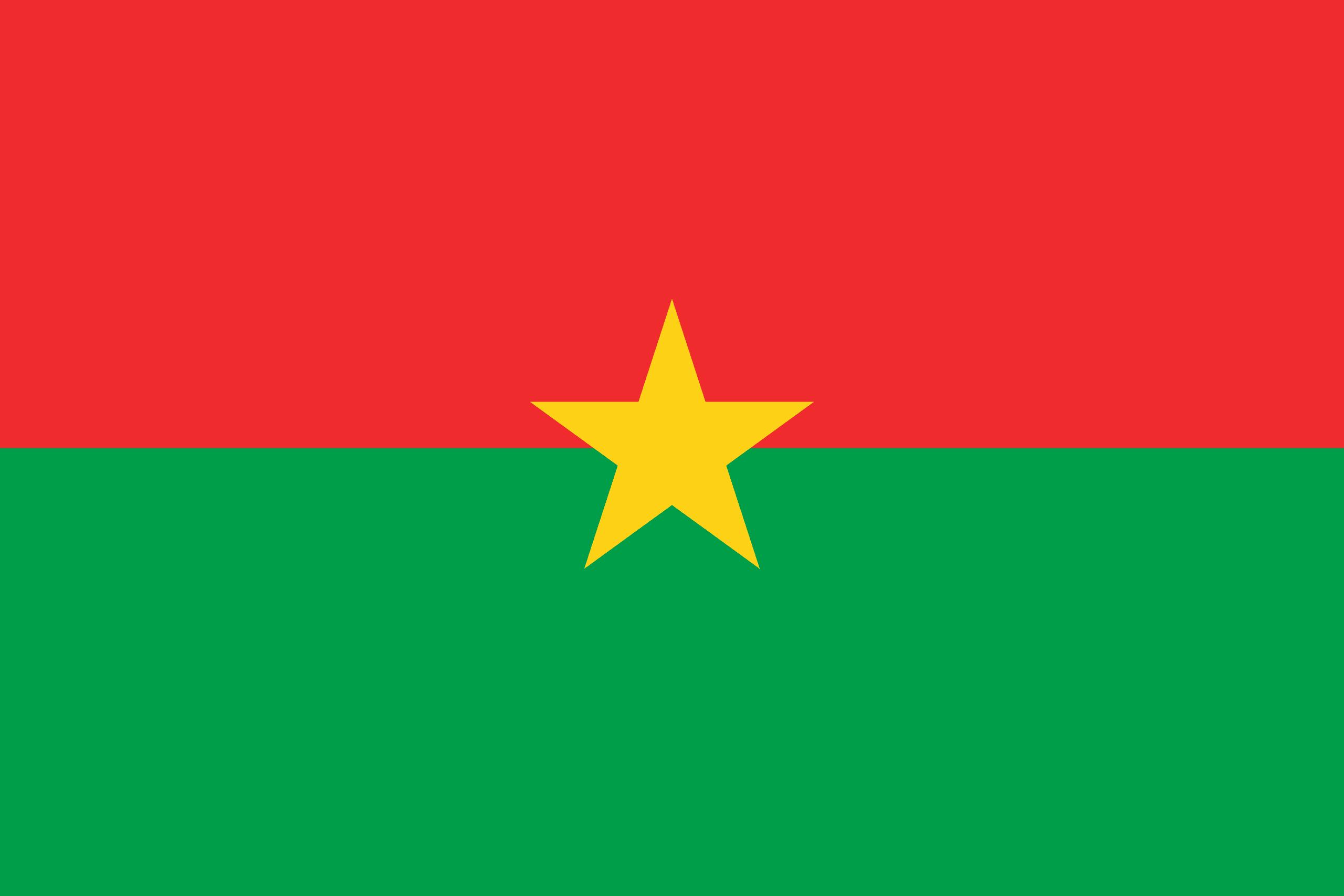 Σημαία Μπουρκίνα Φάσο