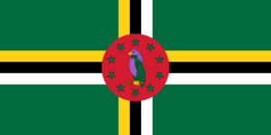 Σημαία Δομινίκας