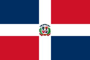 Σημαία Δομινικανής Δημοκρατίας