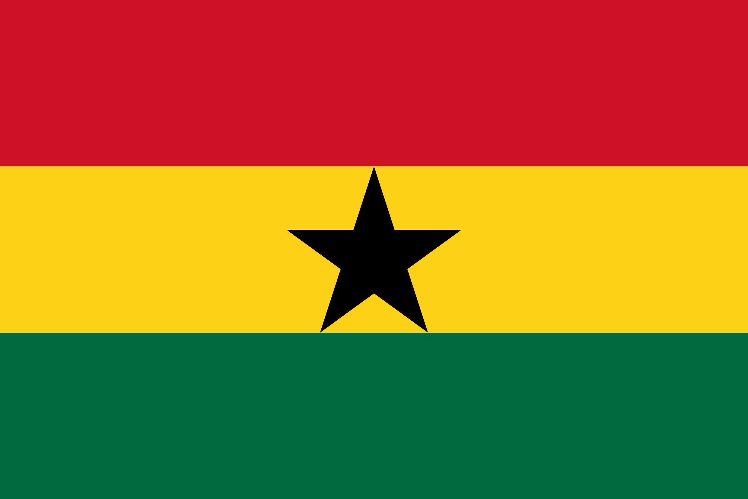 Σημαία Γκάνας