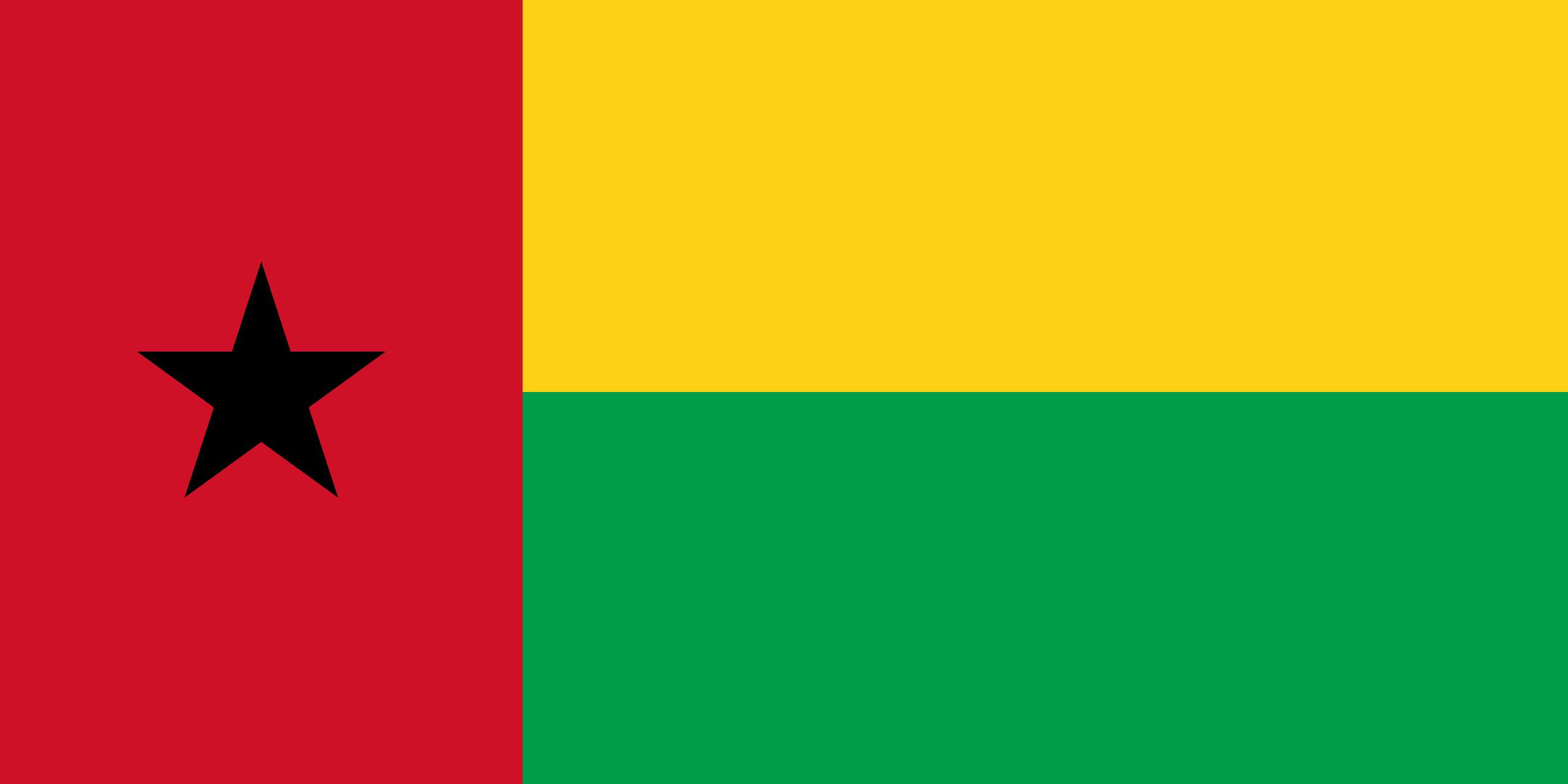 Σημαία Γουινέας-Μπισσάου