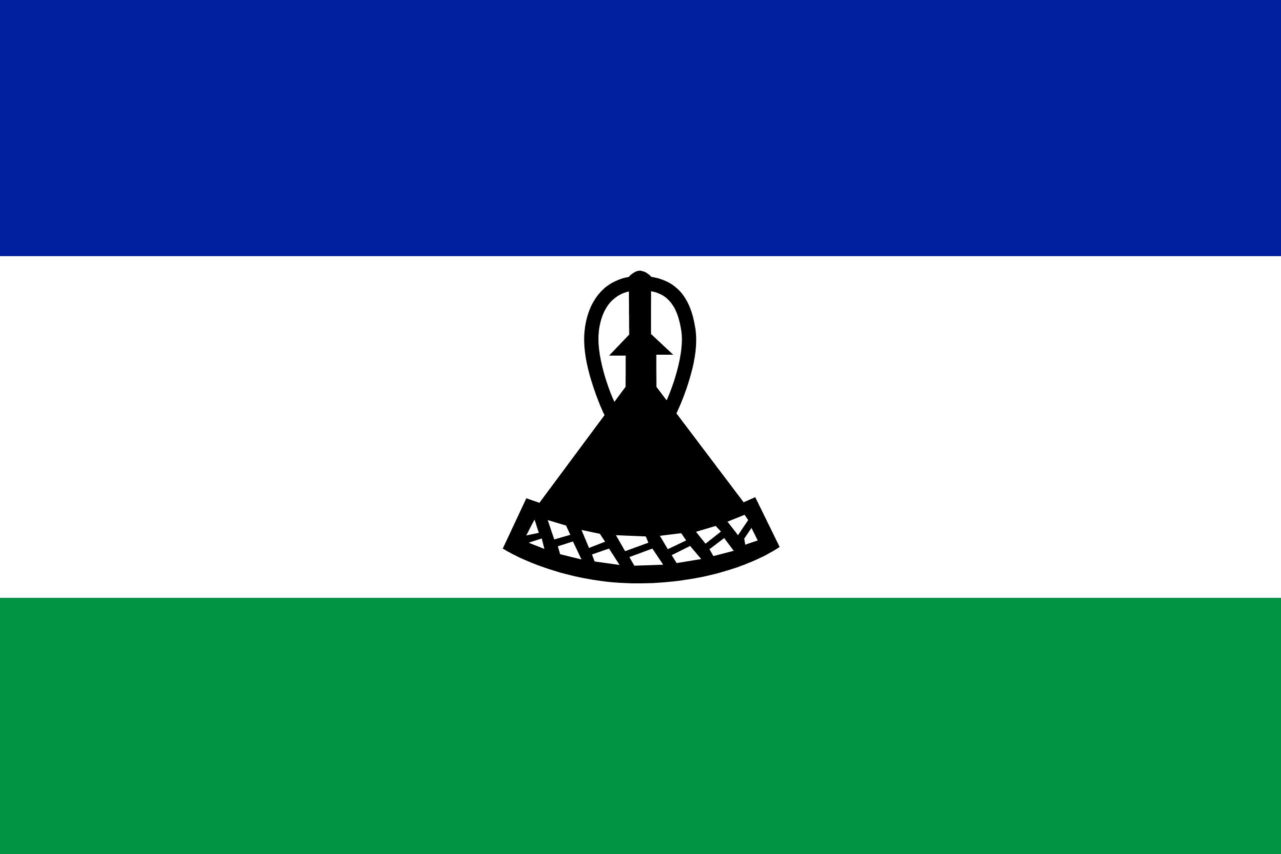 Σημαία Λεσότο
