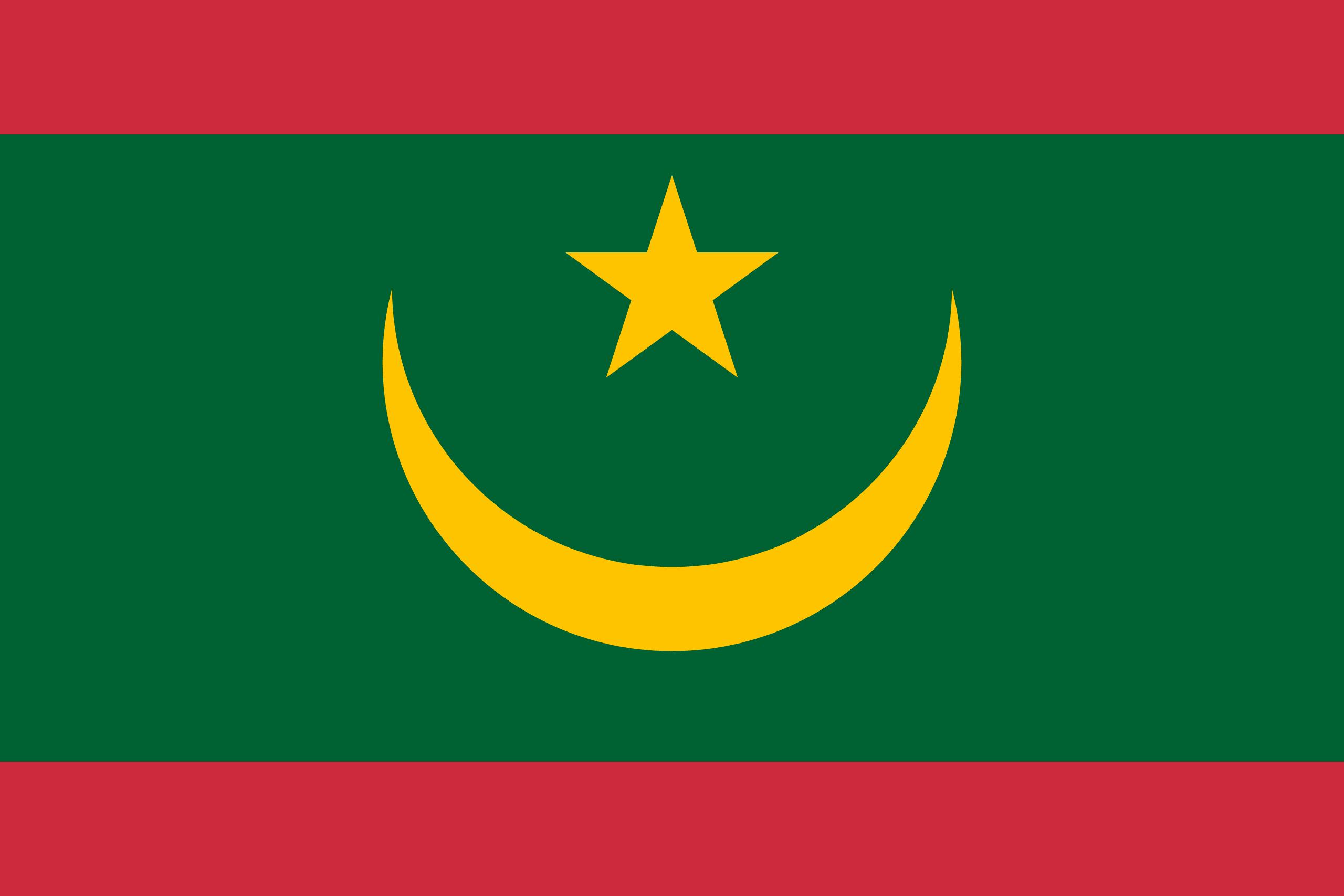 Σημαία Μαυριτανίας