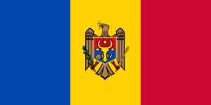 Σημαία Μολδαβίας