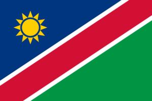 Σημαία Ναμίμπιας