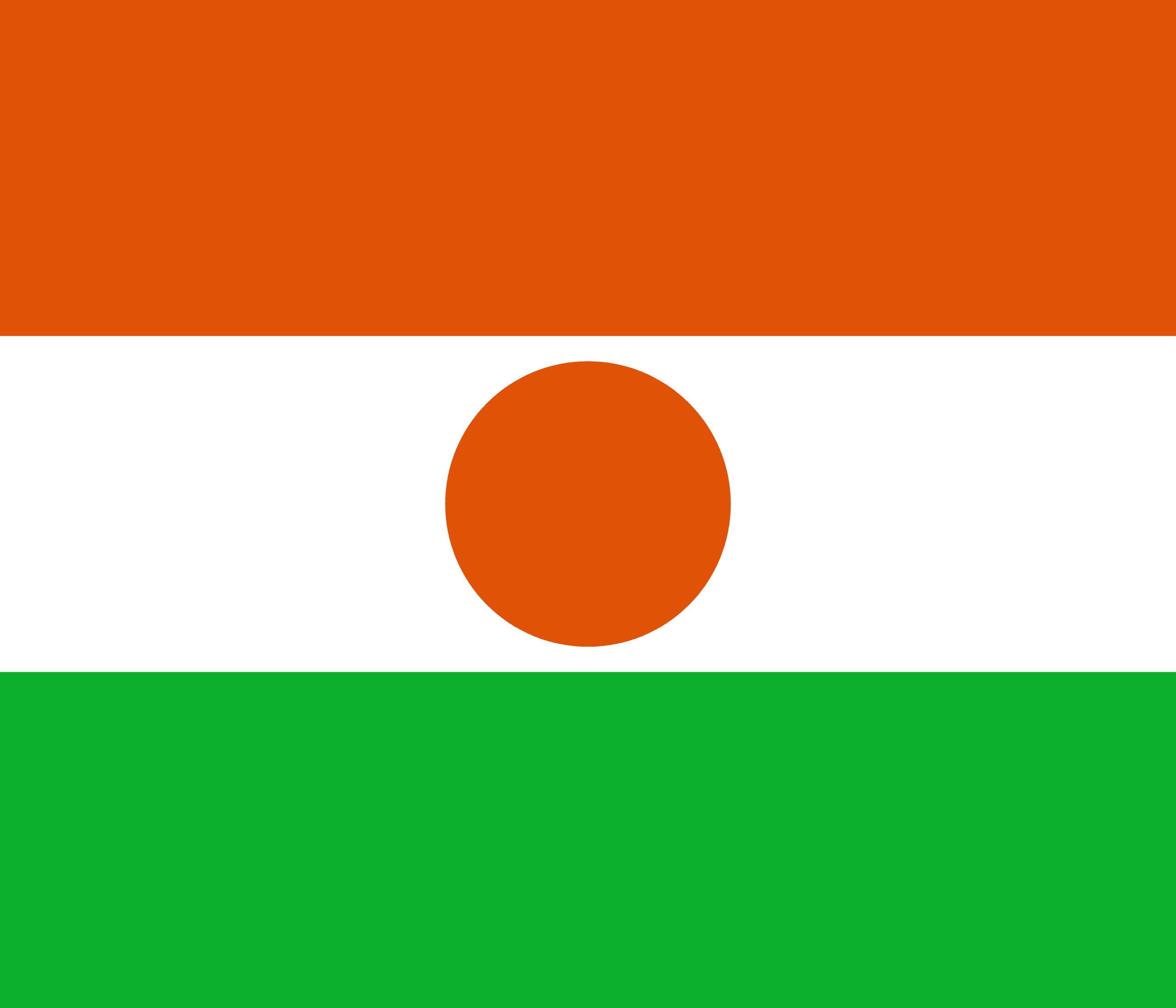Σημαία Νίγηρα