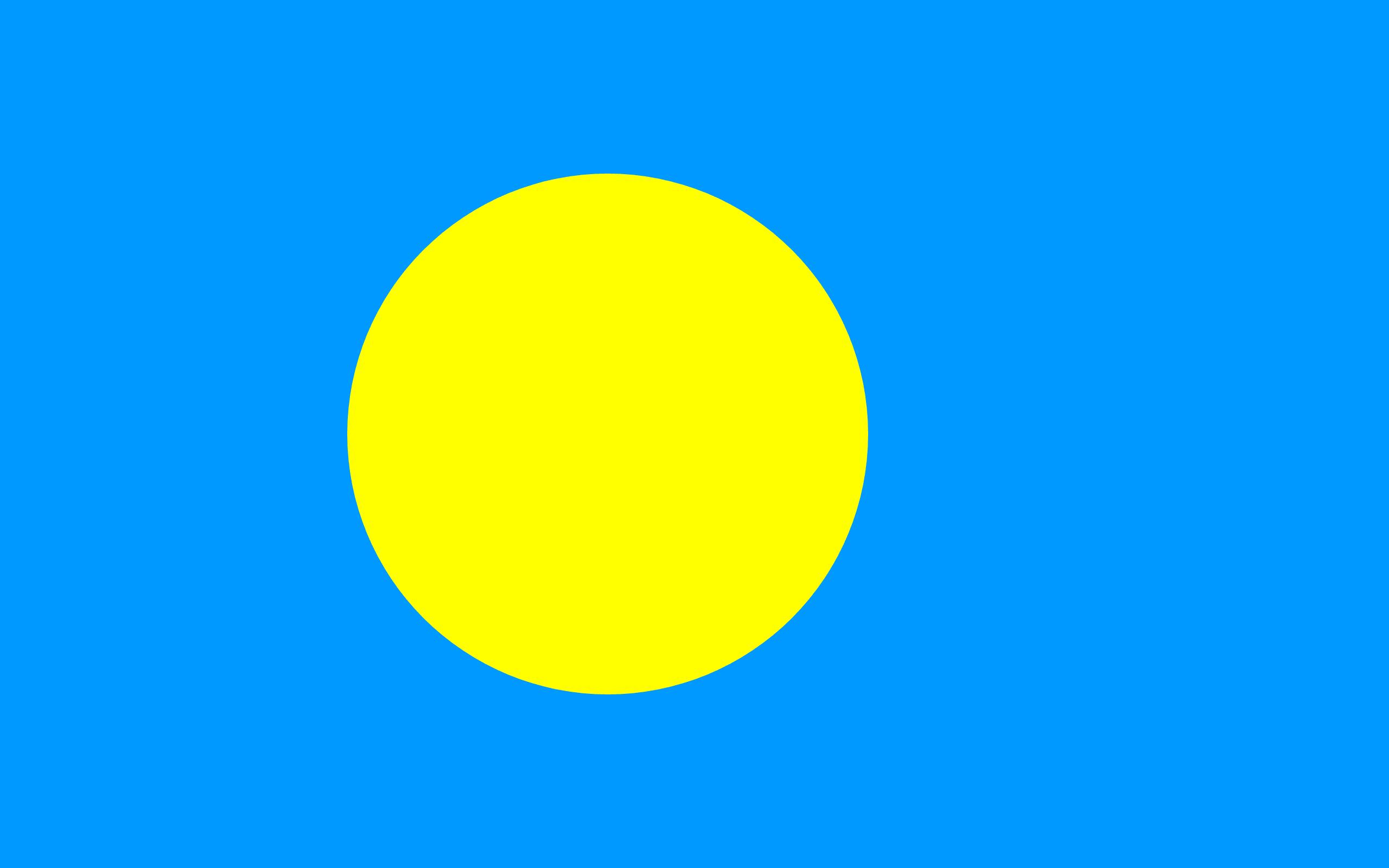 Σημαία Παλάου