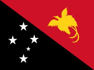 Σημαία Παπούα Νέας Γουινέας