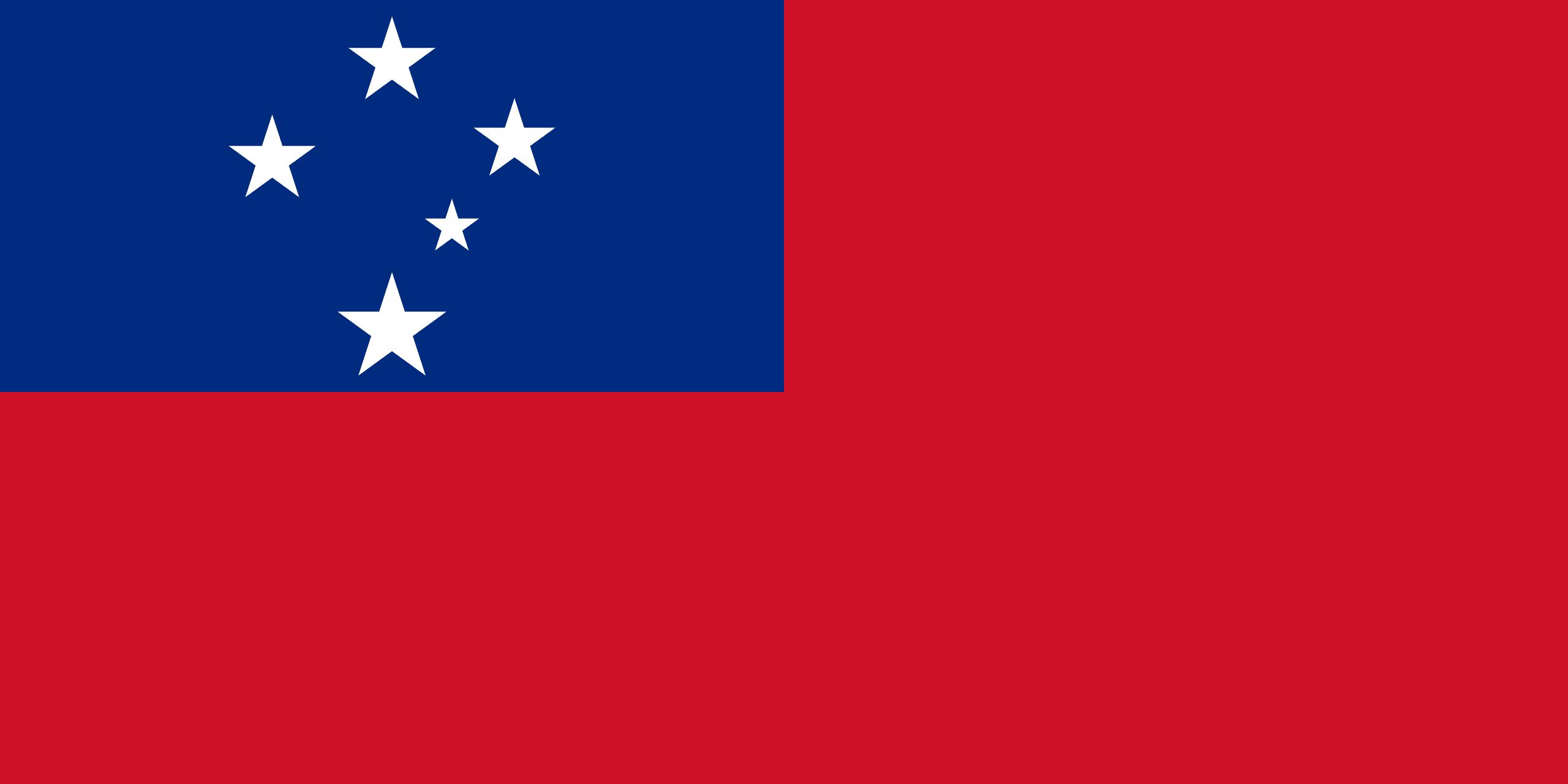Σημαία Σαμόα