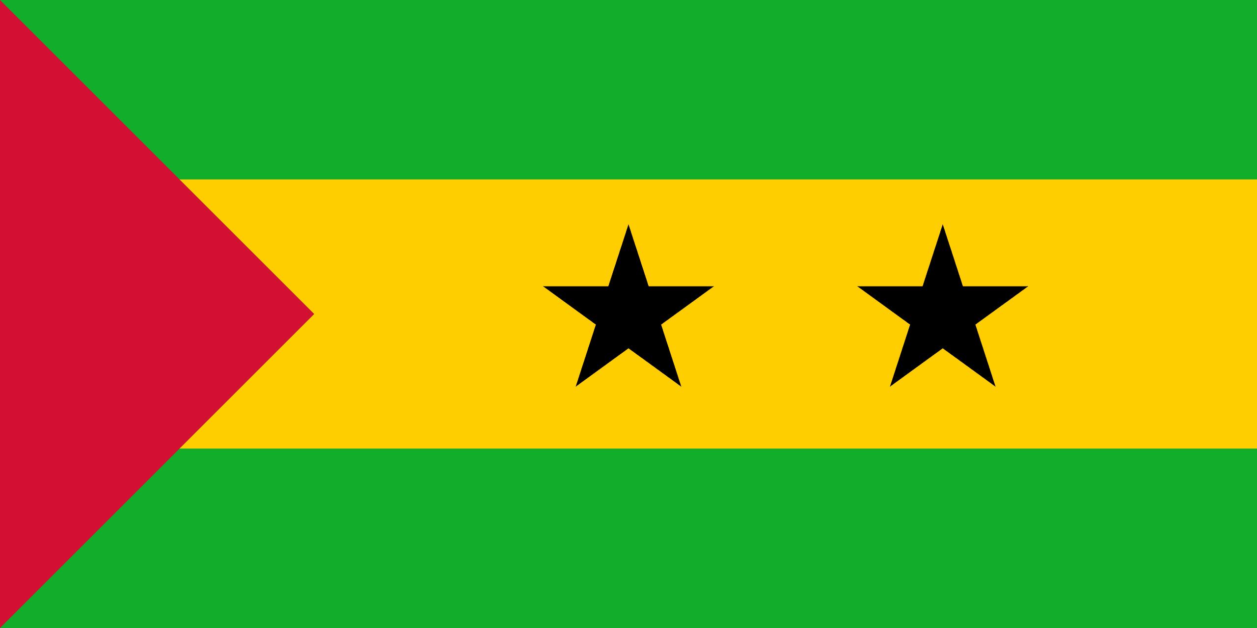 Σημαία Σάο Τομέ και Πρίνσιπε