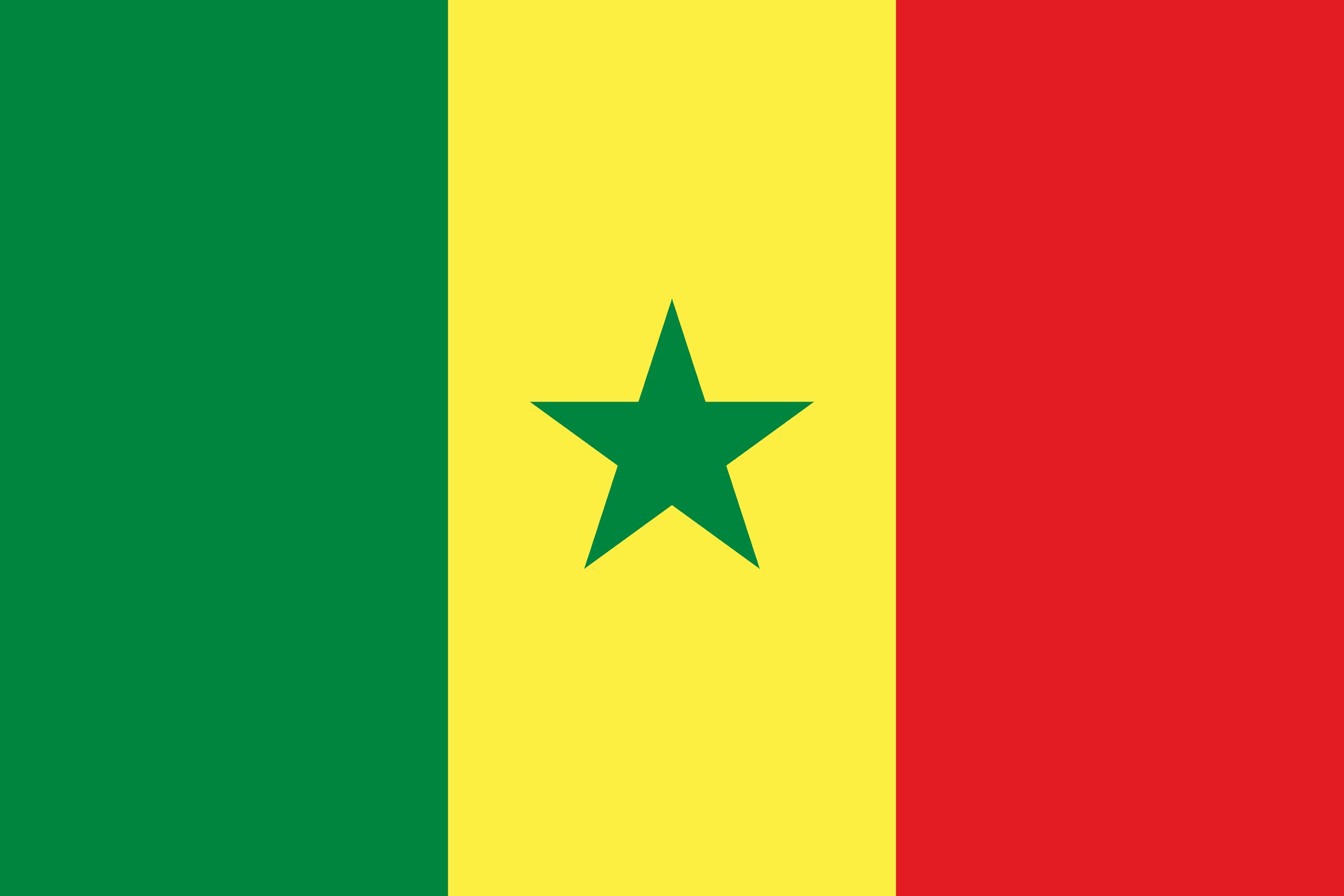 Σημαία Σενεγάλης