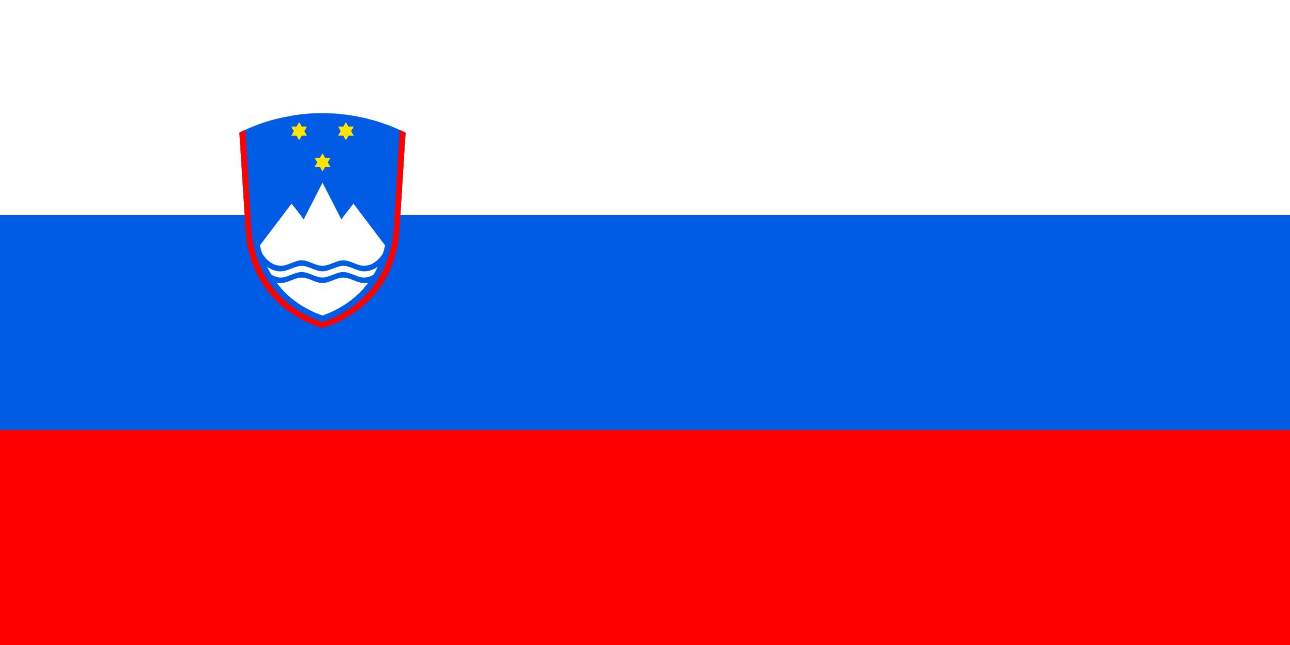 Σημαία Σλοβενίας