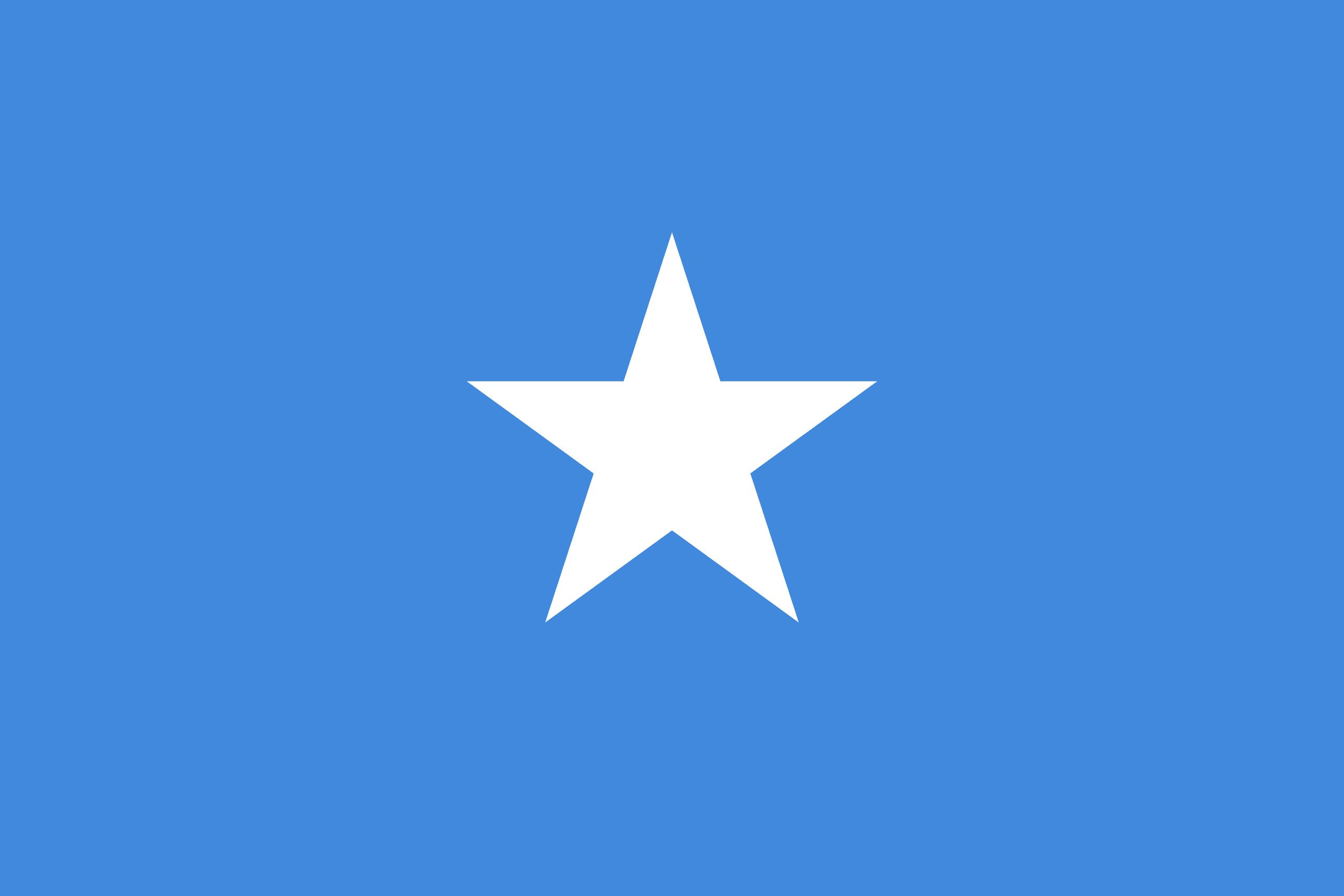 Σημαία Σομαλίας