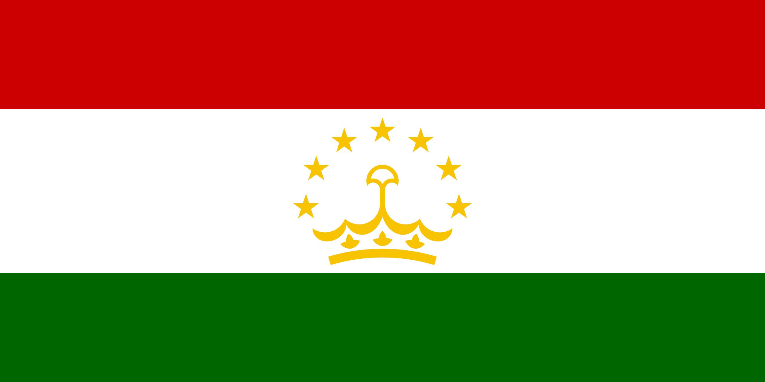 Σημαία Τατζικιστάν