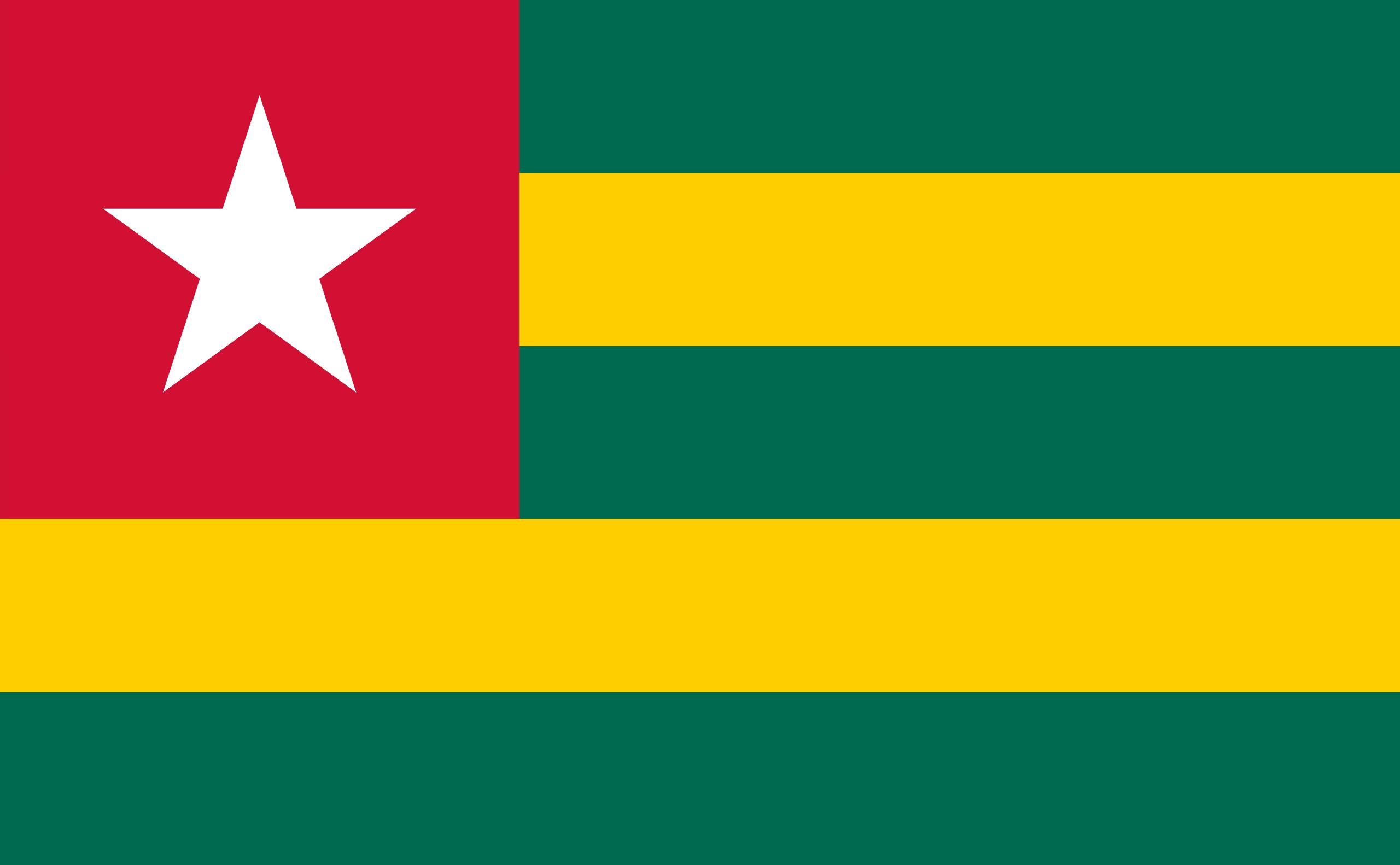 Σημαία Τόγκο