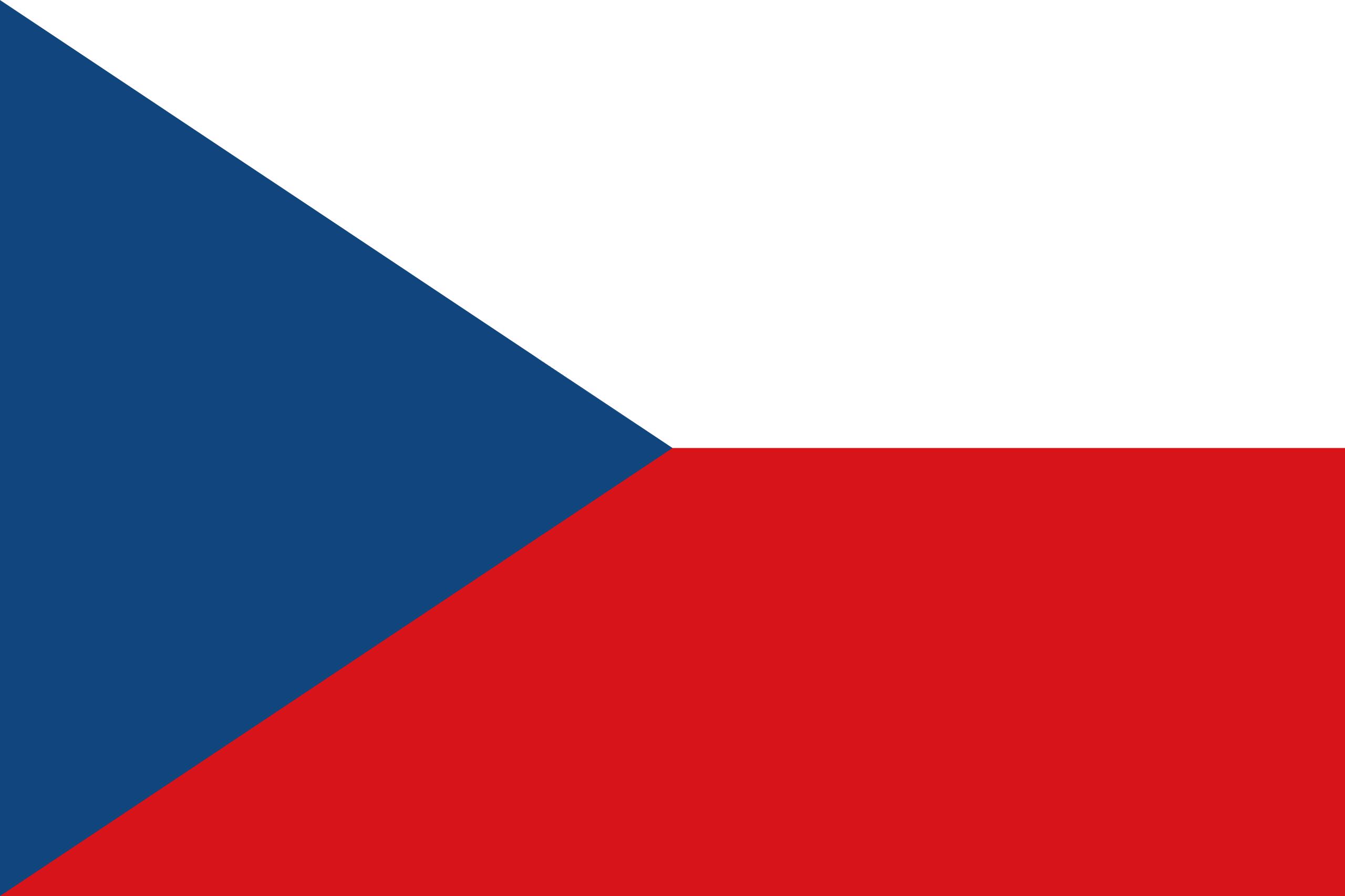 Σημαία Τσεχίας