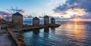 Χίος, το νησί της μαστίχας